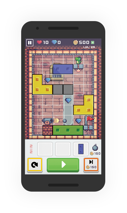 Dino Dungeon on Android